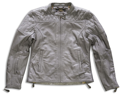 Roland Sands Design Trinity Gunmetal Jacket SAMPLE SIZE LG ONLY