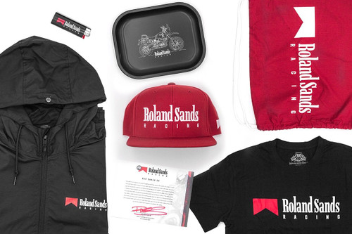 Roland Sands Design Roland Sands Design Racing Dakar Collection