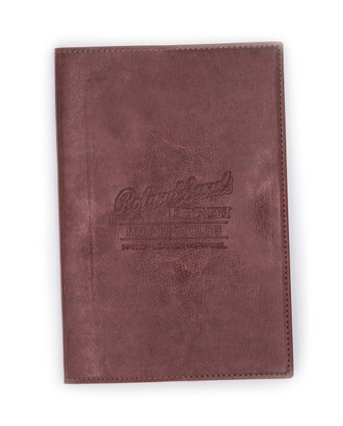 Roland Sands Design Shop Notebook
