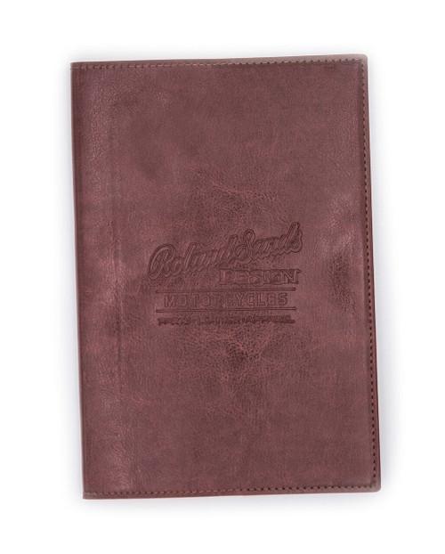 Roland Sands Design Shop Notebook