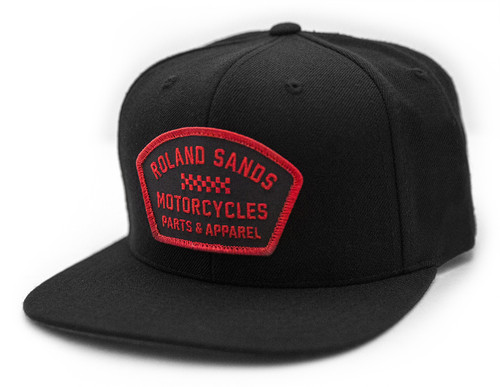Roland Sands Design Heritage Hat