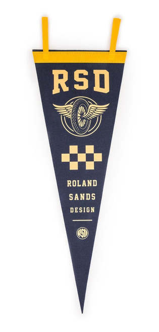 Roland Sands Design Wings Pennant