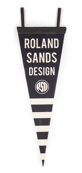 Roland Sands Design Stripe Pennant
