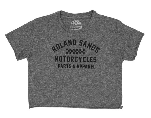 Roland Sands Design Heritage Womens Crop T-Shirt