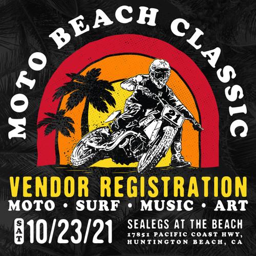 Roland Sands Design Moto Beach Classic Vendor Registration