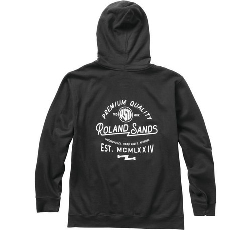 Roland Sands Design Roman Zip Hoody