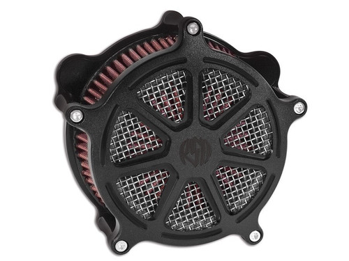 Roland Sands Design Morris Venturi Air Cleaner for Harley