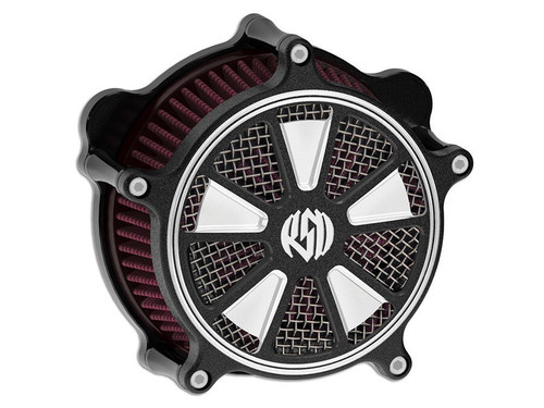 Roland Sands Design Raid Venturi Air Cleaner for Harley