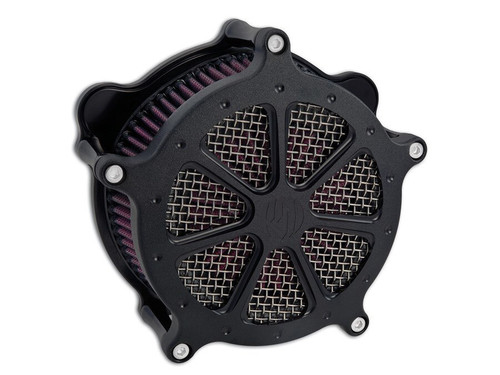 Roland Sands Design Speed 7 Venturi Air Cleaner for Harley