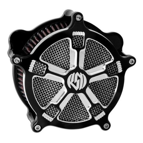 Roland Sands Design Turbo Venturi Air Cleaner for Harley