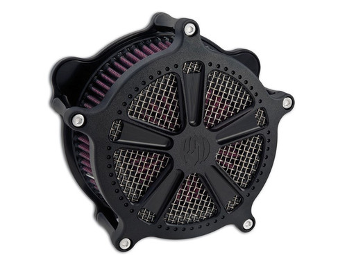 Roland Sands Design Judge Venturi Air Cleaner for Harley
