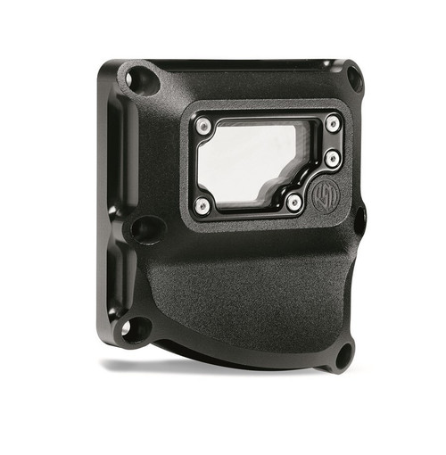 Roland Sands Design Clarity Transmission Top Cover for Harley Milwaukee 8