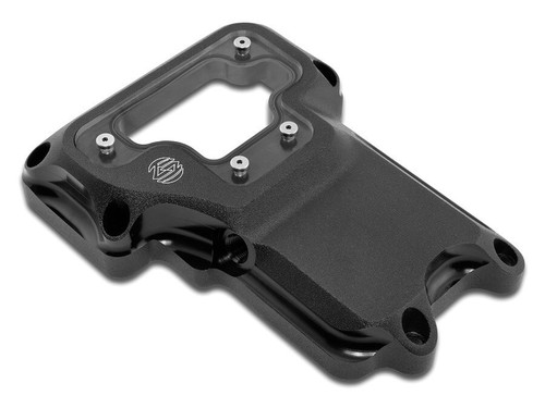 Roland Sands Design Clarity Transmission Top Cover for Harley Twin Cam