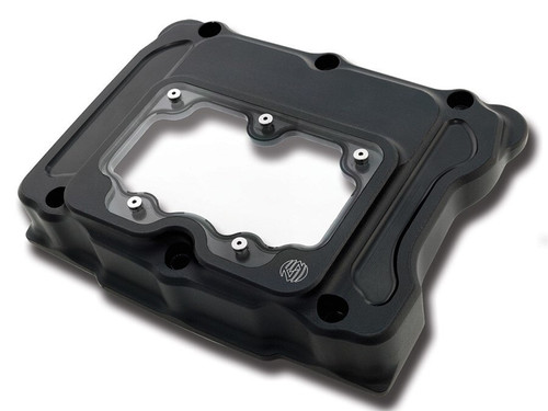 Roland Sands Design Clarity Rocker Box Covers for Harley-Twin Cam