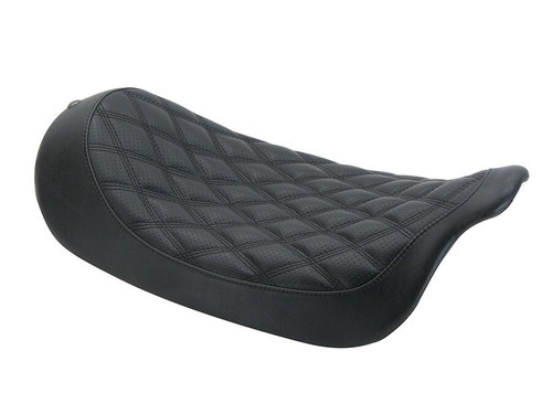Roland Sands Design Boss Solo Seat for Harley Touring