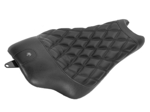 Roland Sands Design Boss Solo Seat for Harley Sportster
