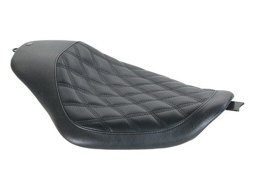 Roland Sands Design Boss Bob Job Solo Seat for Harley Sportster