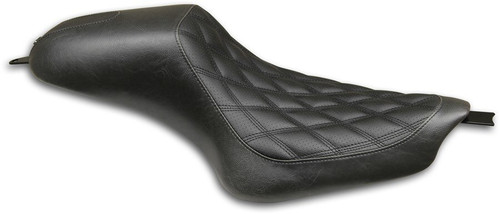 Roland Sands Design Boss Mini Cafe Seat for Harley Sportster