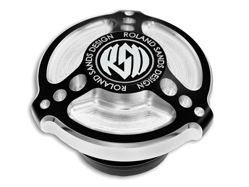 Roland Sands Design Tracker Gas Cap for Harley