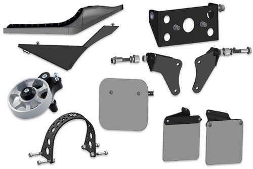 Roland Sands Design Tracker Kit for Indian Scout