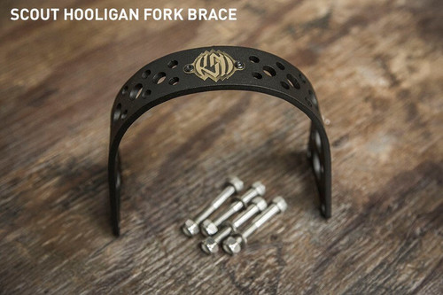 Roland Sands Design Tracker Fork Brace for Indian Scout