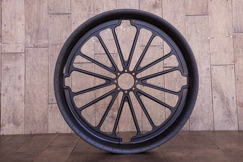 Roland Sands Design Hammer Forged Flat Track Race Wheels