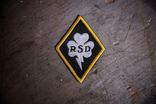 Roland Sands Design Clover Patch