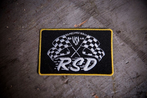 Roland Sands Design Speed Shop Patch