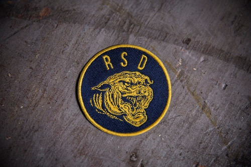 Roland Sands Design Tiger Patch