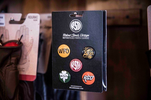 Roland Sands Design Button Pack