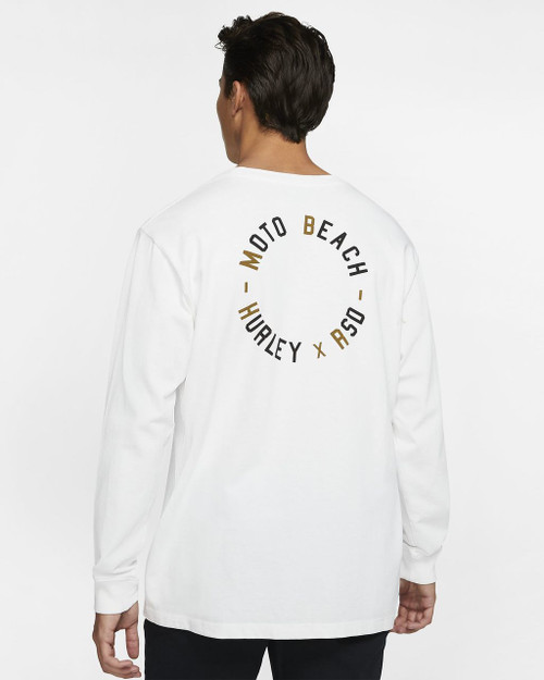 Hurley Hurley X RSD Moto Beach Long Sleeve T-Shirt
