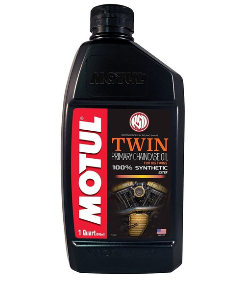 Roland Sands Design Motul RSD Twin Synthetic Gear and Chaincase Oil