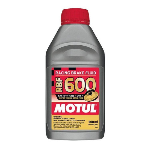 MOTUL Motul RBF 600 High Performance Brake Fluid