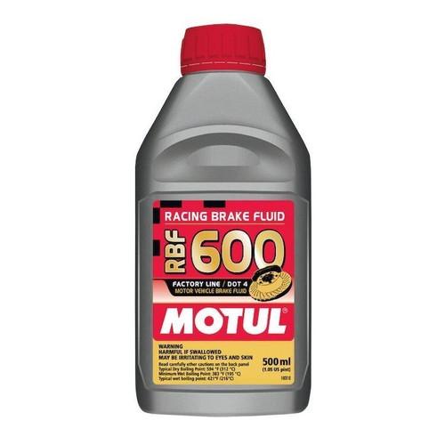 MOTUL Motul RBF 600 High Performance Brake Fluid