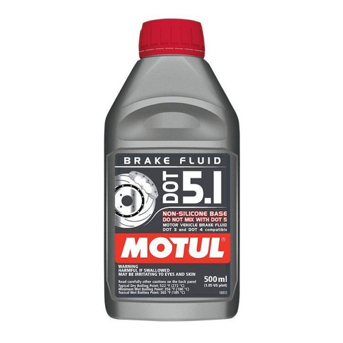 MOTUL Motul DOT 5.1 Brake Fluid