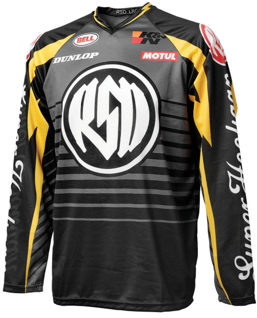 Roland Sands Design Lightening Hooligan Jersey