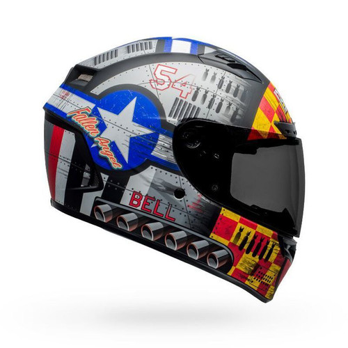 Bell Helmets Bell Qualifier DLX MIPS Devil May Care 2020 Helmet