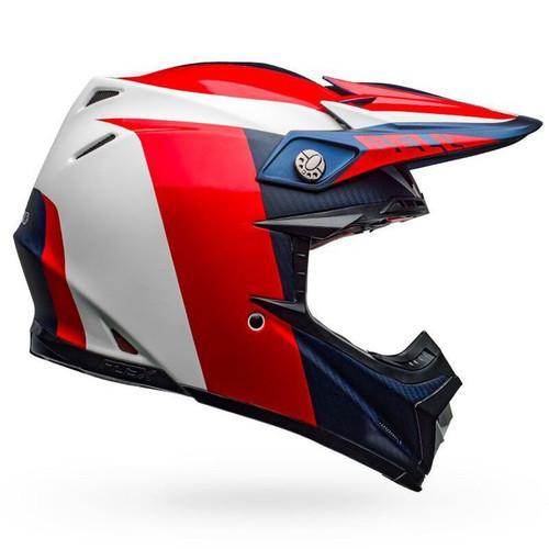 Bell Helmets Bell Moto-9 Flex Division Helmet