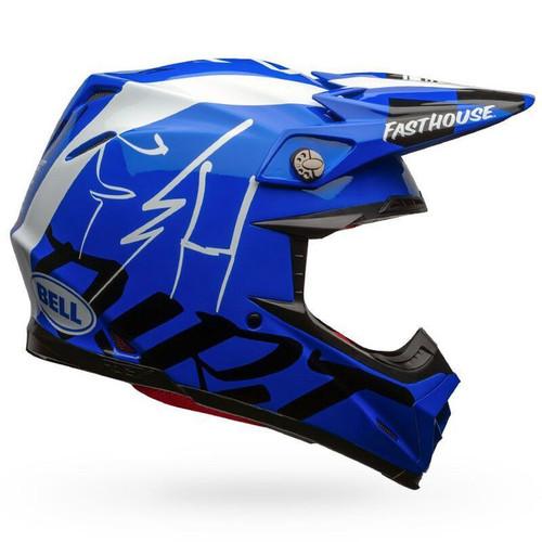 Bell Helmets Bell Moto-9 Flex Fasthouse DID 20 Helmet