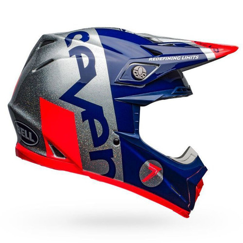 Bell Helmets Bell Moto-9 Flex Seven Galaxy Helmet