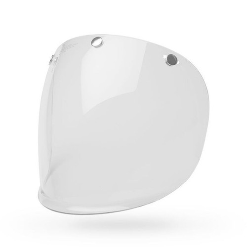 Bell Helmets Bell 3-Snap Flat Face Shield