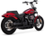 Slant Slip-On Exhaust for M8 Harley Softail Black-Ops