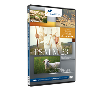 Great Chapters of the Bible: Psalm 23 DVD