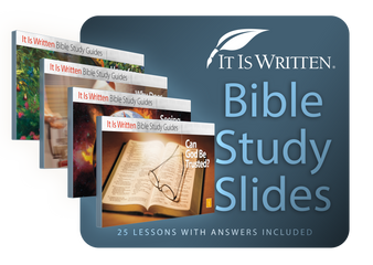 Bible Study Slides in English
