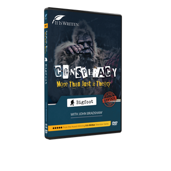 Conspiracy, More Than Just a Theory: Bigfoot DVD