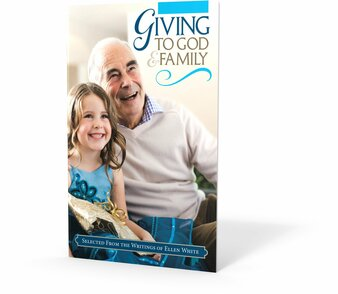 Giving to God and Family