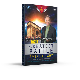 The Greatest Battle Ever Fought (includes 2 DVDs and a Book)