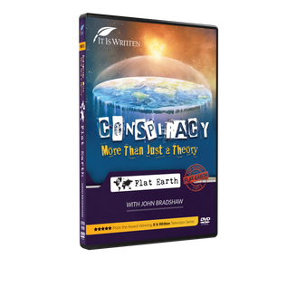 Conspiracy, More Than Just a Theory: Flat Earth DVD
