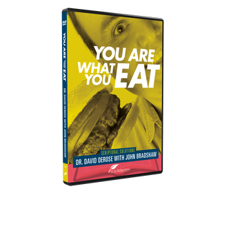 You Are What You Eat DVD