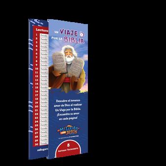 Un Viaje por la Biblia señaladore 8